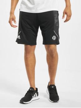 adidas Performance shorts Harden C365 zwart