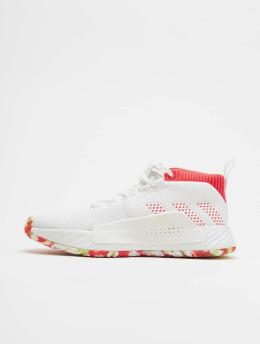 adidas Performance Sneaker Dame 5 bianco