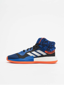 adidas Performance Sneaker Marquee Boost Basketball blau