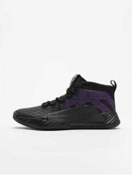 adidas Performance Sneaker Dame 5 J Basketball nero