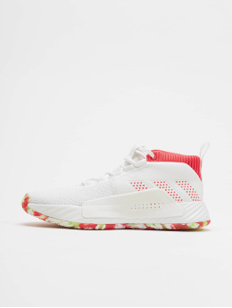 adidas Performance Sneakers Dame 5 bialy