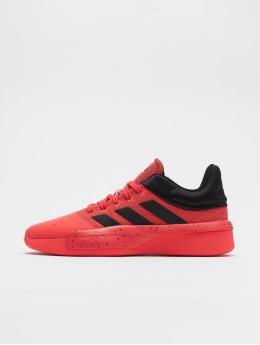 adidas Performance Sneakers Pro Adversary Low 2 Basketball Shoes czerwony