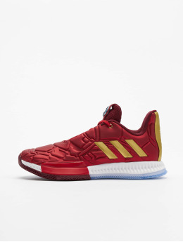adidas Performance Sneakers Harden Vol. 3 J czerwony
