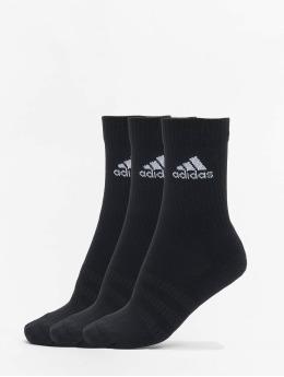 adidas Performance Socks Cush 3 Pack black
