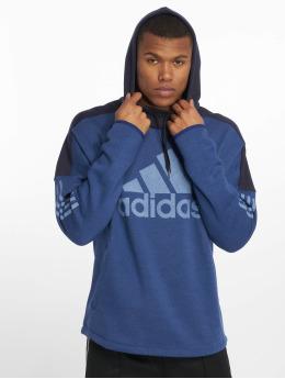 adidas Performance Sport Hoodies Sid Logo niebieski