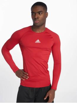 adidas Performance Sport Shirts Alphaskin rød