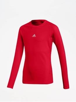 adidas Performance Sport Shirts Alphaskin röd