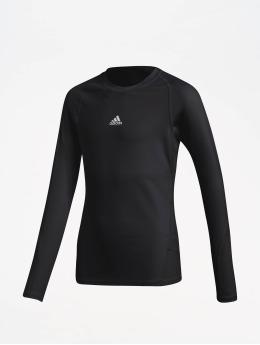 adidas Performance Sport Shirts Alphaskin  sort