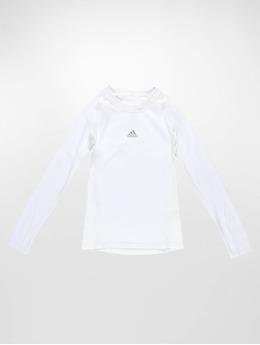 adidas Performance Sport Shirts Alphaskin  white