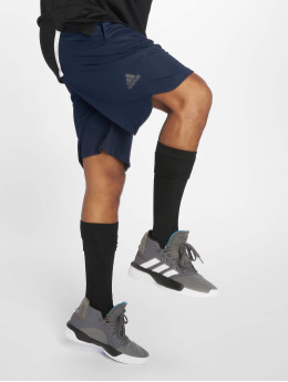 adidas Performance Sport Shorts ACT 3S niebieski