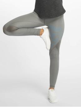 adidas Performance Sportleggings Alphaskin grå