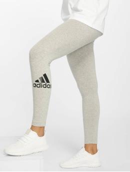 adidas Performance Sportleggings Bos grå