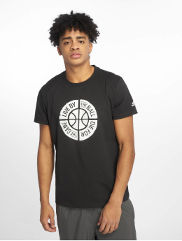 adidas Performance Sportshirts Live By Ball czarny