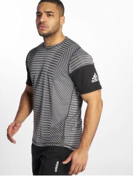 adidas Performance Sportshirts FL 360 szary