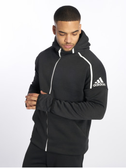 adidas Performance Sweat capuche zippé ZNE noir
