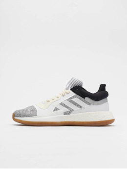 adidas Performance Tøysko Marquee Boost Low Basketball Shoes O hvit