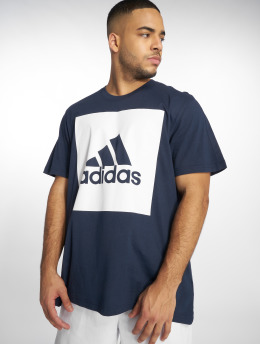 adidas Performance T-Shirt ESS Big Logo blau