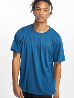 adidas Performance T-Shirt Freelift blau