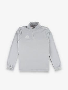 adidas Performance t-shirt Core 18  grijs