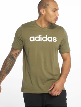 adidas Performance T-Shirt Lin khaki