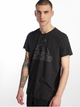 adidas Performance T-Shirt BOS noir