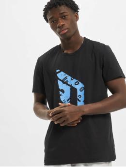 adidas Performance T-Shirt Dame Logo  noir