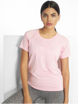 adidas Performance T-Shirt Training Logo pink