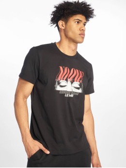 adidas Performance T-Shirt Harden Art schwarz
