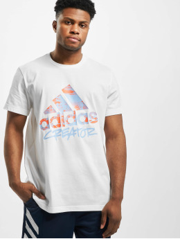 adidas Performance T-Shirt Not Same Logo weiß