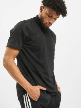 adidas Performance t-shirt Tango JQ zwart