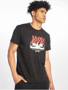 adidas Performance t-shirt Harden Art zwart