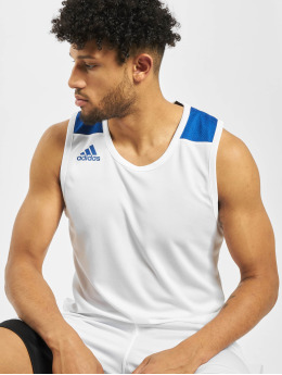adidas Performance T-Shirty Game bialy