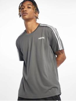 adidas Performance T-Shirty 3S szary