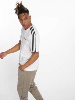 adidas Performance T-skjorter 3S hvit