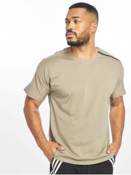 adidas Performance T-skjorter ZNE khaki