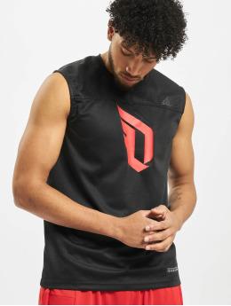 adidas Performance Tanks desportes Dame  negro