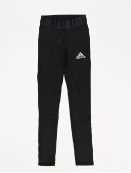 adidas Performance Tights Alphaskin  czarny
