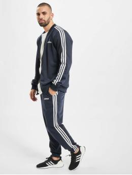 adidas Performance Trainingspak Back to Basic 3 Stripes  zwart