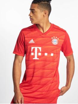 adidas Performance trykot FC Bayern Home czerwony