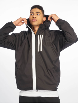 adidas Performance Übergangsjacke Fleece Lined schwarz