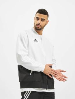 adidas Performance Übergangsjacke Condivo 18 Pre weiß