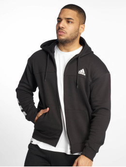 adidas Performance Zip Hoodie SPT Full czarny