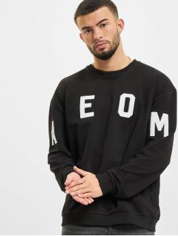 AEOM Clothing Maglia College nero