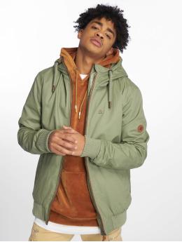 Alife & Kickin Демисезонная куртка Don A оливковый
