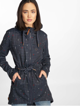 Alife & Kickin Coats Charlotte DA blue