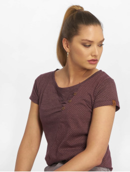 Alife & Kickin Hihattomat paidat Zoe purpuranpunainen