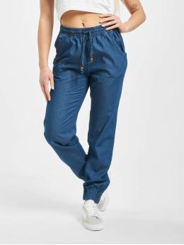 Alife & Kickin Pantalon chino Alicia  bleu