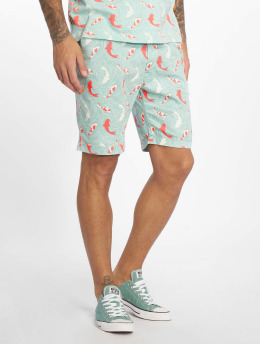 Alife & Kickin Shorts Pumpkin B turchese
