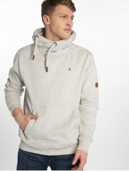 Alife & Kickin Sweat capuche Johnson gris