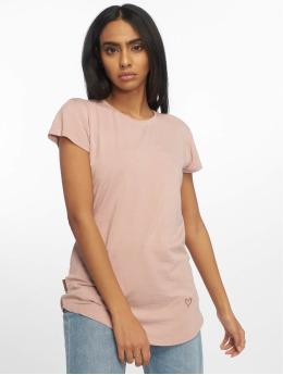 Alife & Kickin T-paidat Basic II purpuranpunainen